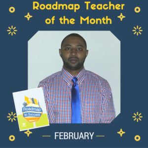 February teacher of the month
